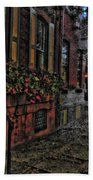 Streets Of Fairmont Beach Towel