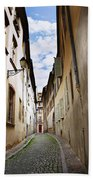 Streets Of France Beach Towel