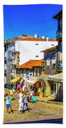 Streets Of Valenca Beach Sheet