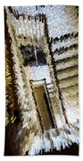 Stretched Stairs Beach Towel