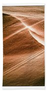 Striations. Beach Towel