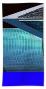 Structures West 2 Beach Towel