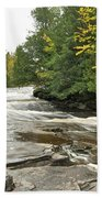 Sturgeon River Beach Towel