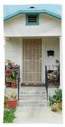 Suburban House Hayward California 20 Beach Towel