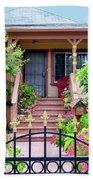 Suburban House Hayward California 38 Beach Towel