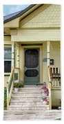 Suburban Victorian Cottage House Hayward California 37 Beach Towel