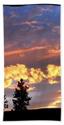 Sudden Splendor Beach Towel