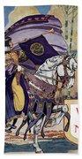 Suffragette Parade, 1913 Beach Towel