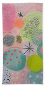 Sugar Buns Beach Towel