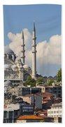 Suleymaniye Camii Beach Towel