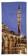 Suleymaniye Mosque Beach Towel