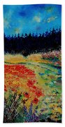 Summer 56 Beach Towel