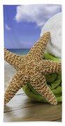 Summer Beach Towels Beach Towel by Amanda Elwell
