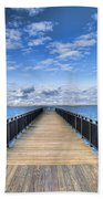 Summer Bliss Beach Towel by Tammy Wetzel