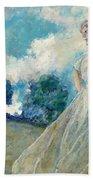 Summer Breeze 1915 Beach Towel