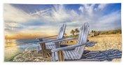 Summer Dreaming Beach Sheet
