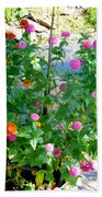Summer Flowers 13 Beach Towel