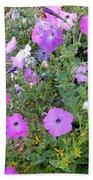 Summer Flowers 5 Beach Towel