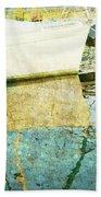 Summer Harbor Beach Towel