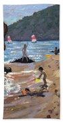 Summer In Spain Beach Sheet