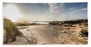 Summer Oasis Beach Sheet
