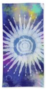 Summer Of Love 2- Art By Linda Woods Beach Towel