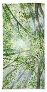 Summer Rays Beach Towel