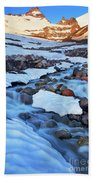 Summerland Creek Beach Towel