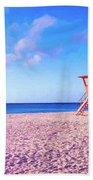 Summer's End Beach Towel