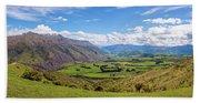 Summit View New Zealand II Beach Sheet