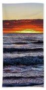 Sun-down Beach Towel