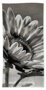 Sun Flower - Id 16235-142753-8673 Beach Towel