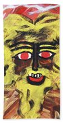 Sun Of Man Beach Towel