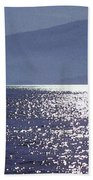 Sun On The Ocean Two  Beach Towel