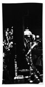 Sun Ra Arkestra At The Red Garter 1970 Nyc 2 Beach Towel