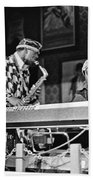 Sun Ra Arkestra At The Red Garter 1970 Nyc 3 Beach Towel