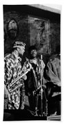 Sun Ra Arkestra At The Red Garter 1970 Nyc 4 Beach Towel