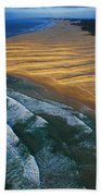 Sun Rise Coast  Beach Towel