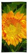 Sunflower 6 Beach Towel