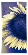 Sunflower Sunrise Beach Towel