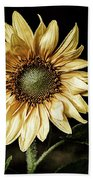 Sunflower Modified Beach Towel