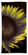Sunflower Dawn Beach Towel