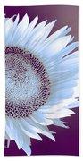 Sunflower Starlight Beach Towel