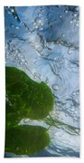 Sunleaf No.2 Beach Towel