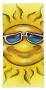 Sunny Beach Towel