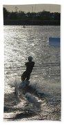 Sunny Ski Beach Sheet