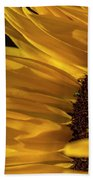Sunny Too By Mike-hope Beach Towel