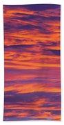 Sunrise #2 Beach Towel