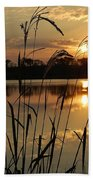 Sunrise At Grayton Beach Beach Towel