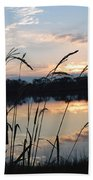 Sunrise In Grayton 3 Beach Towel
